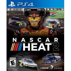 NASCAR HEAT 2 PS4 UK NEW