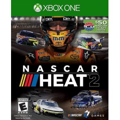 NASCAR HEAT 2 XONE UK NEW