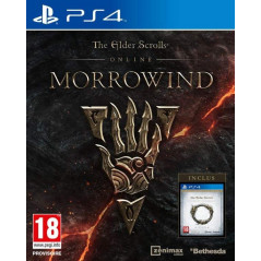 THE ELDER SCROLLS ONLINE MORROWIND PS4 FR OCCASION