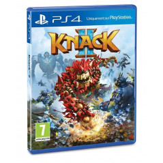 KNACK 2 PS4 FR OCCASION