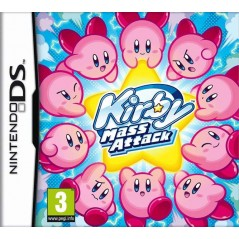 KIRBY MASS ATTACK NDS FR OCCASION