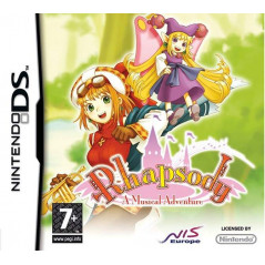 RHAPSODY A MUSICAL ADVENTURE NDS UK OCCASION