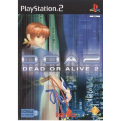 DEAD OR ALIVE 2 PS2 PAL-FR OCCASION