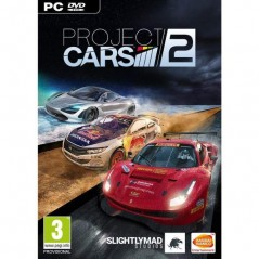 PROJECT CARS 2 PC FR NEW