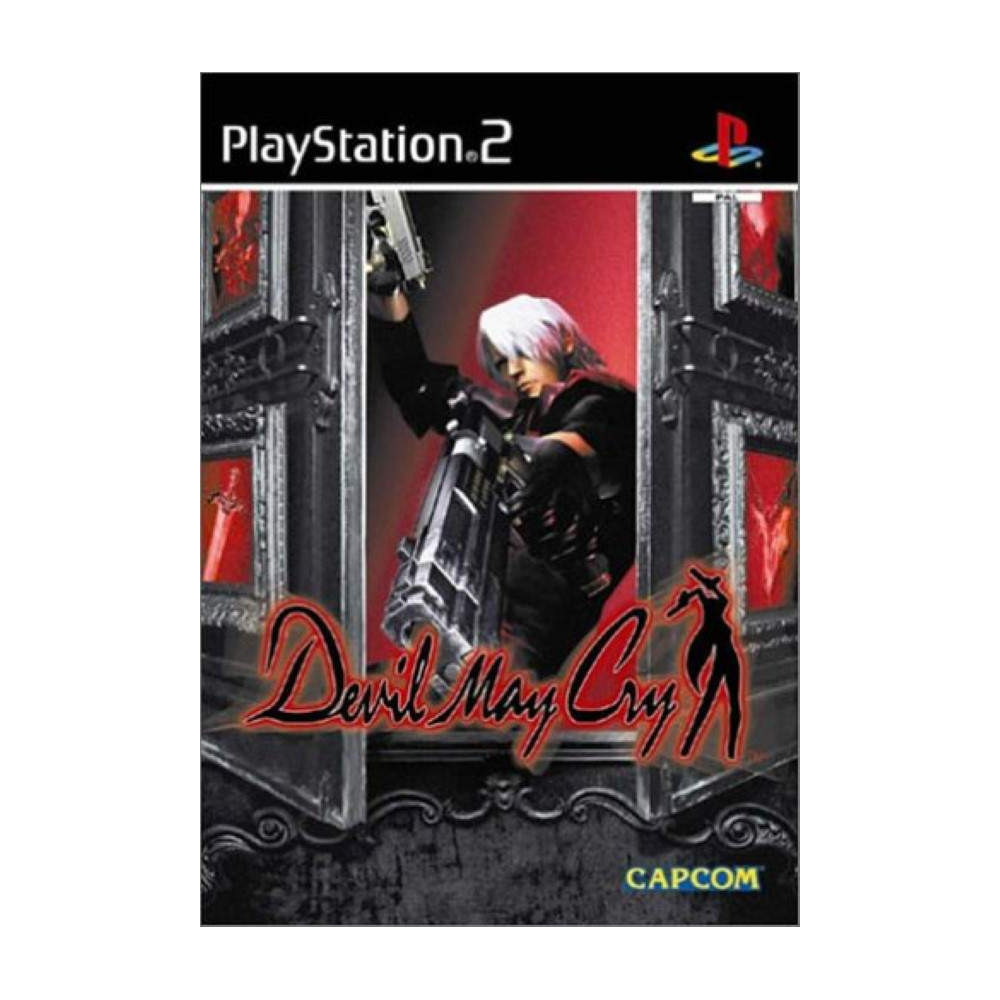 DEVIL MAY CRY PS2 PAL-FR OCCASION