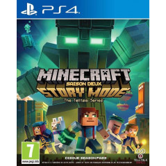 MINECRAFT STORY MODE SAISON 2 PS4 FR NEW