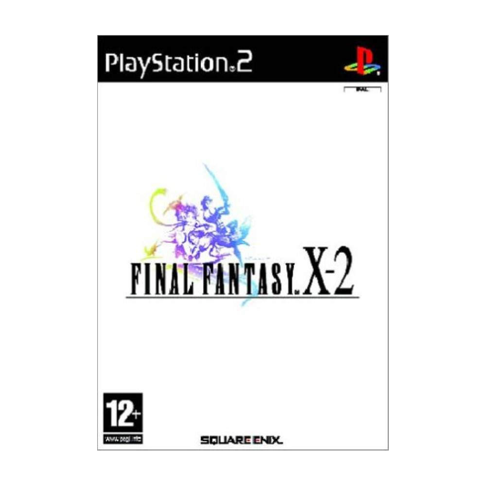 FINAL FANTASY X-2 PS2 FR OCCASION