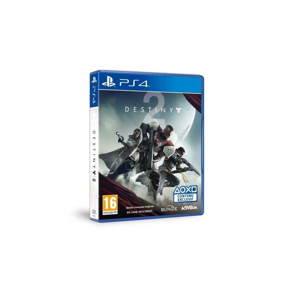 DESTINY 2 PS4 UK OCCASION