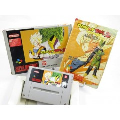DRAGON BALL Z SNES PAL-SFRA OCCASION
