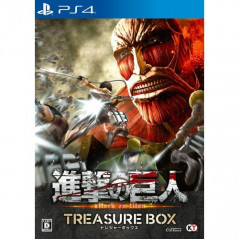 SHINGEKI NO KYOJIN TREASURE BOX PS4 JAP