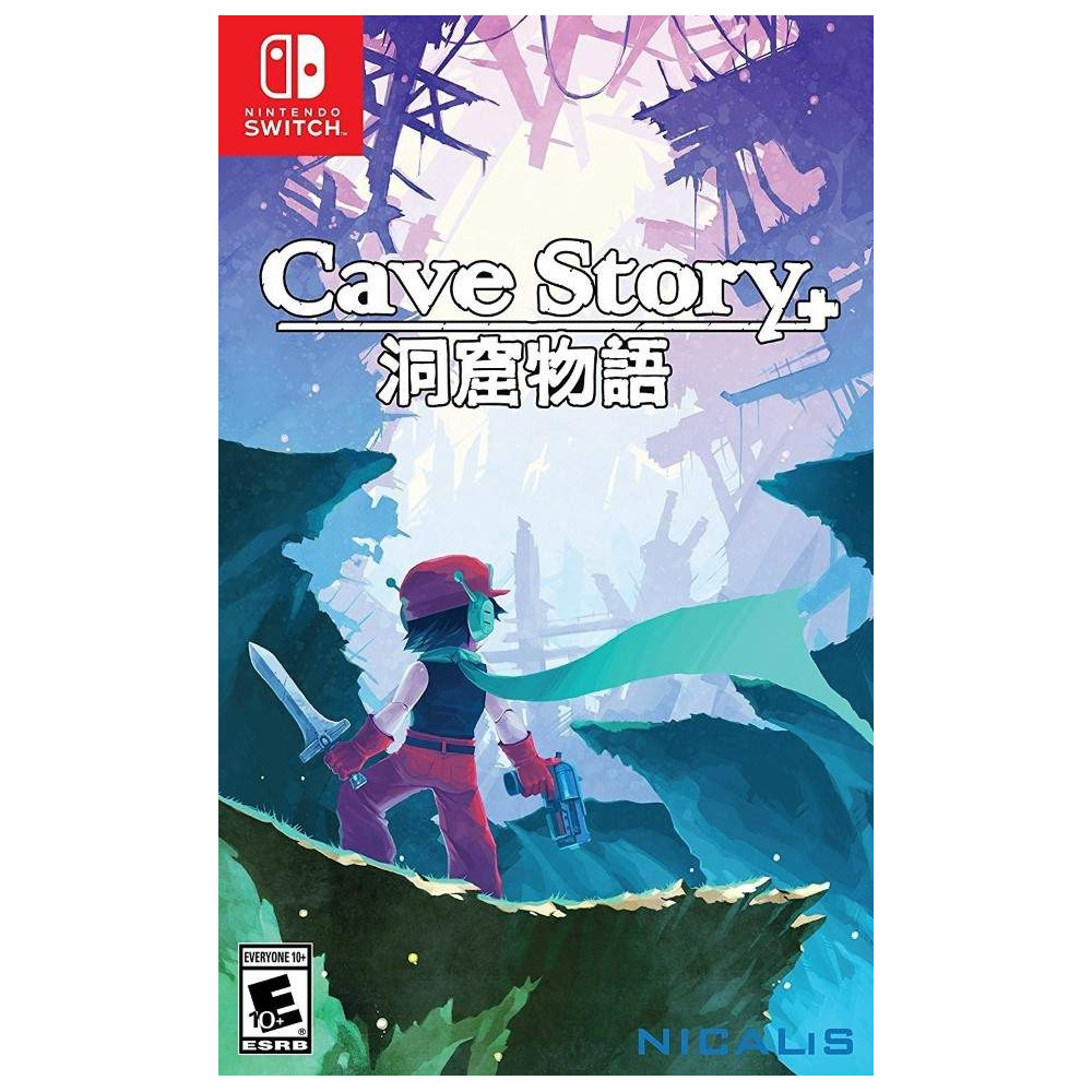 CAVE STORY SWITCH US OCCASION
