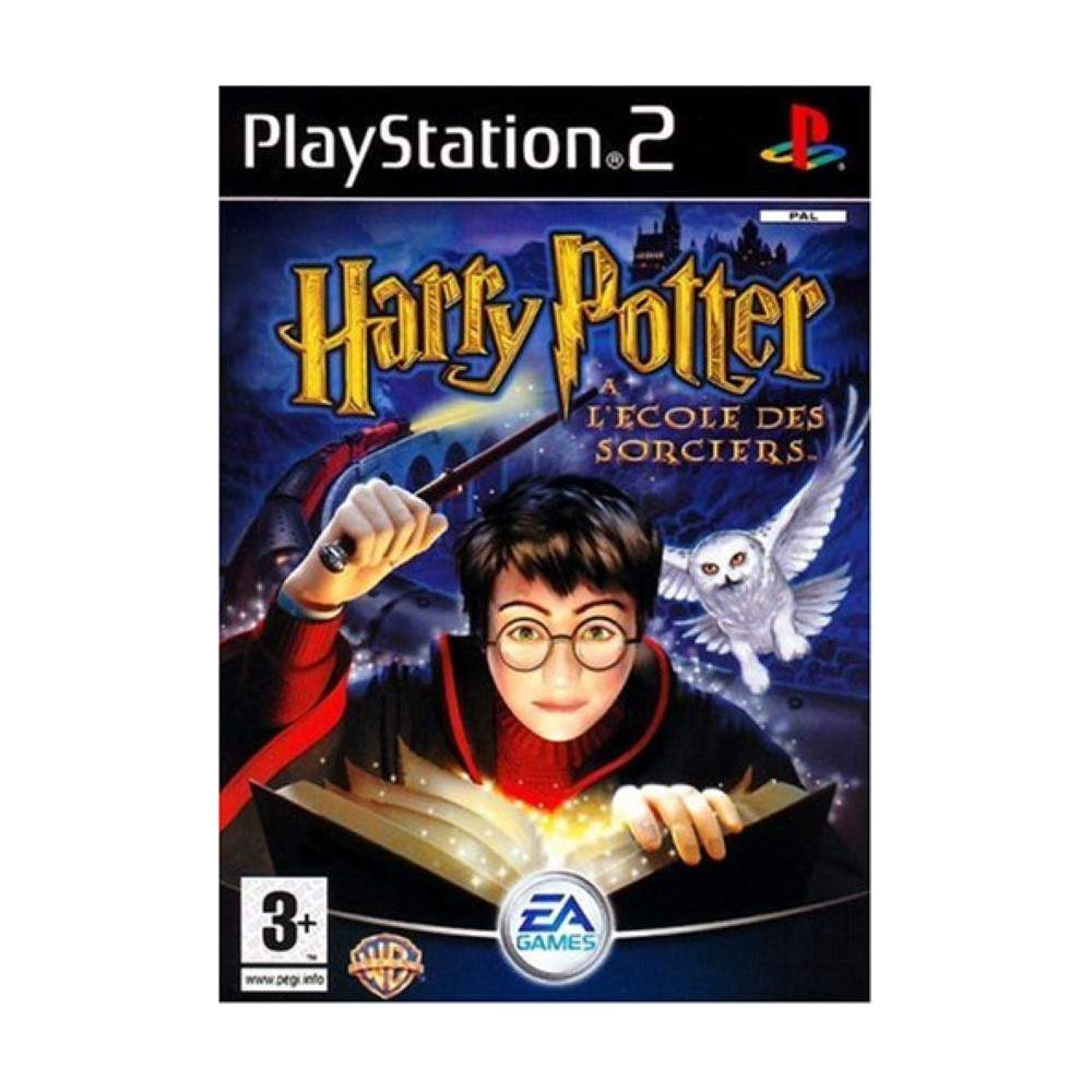 HARRY POTTER A L'ECOLE DES SORCIERS PS2 PAL-FR OCCASION