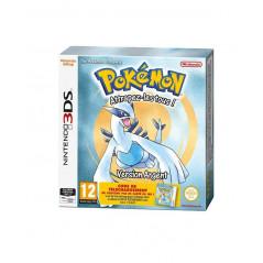 POKEMON VERSION ARGENT CODE DE TELECHARGEMENT 3DS FR NEW