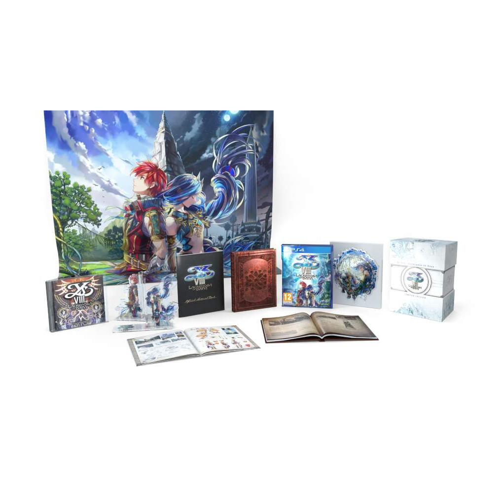 YS VIII LACRIMOSA OF DANA LIMITED EDITION PS4 FR NEW