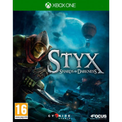 STYX SHARDS OF DARKNESS XBOX ONE EURO FR OCCASION