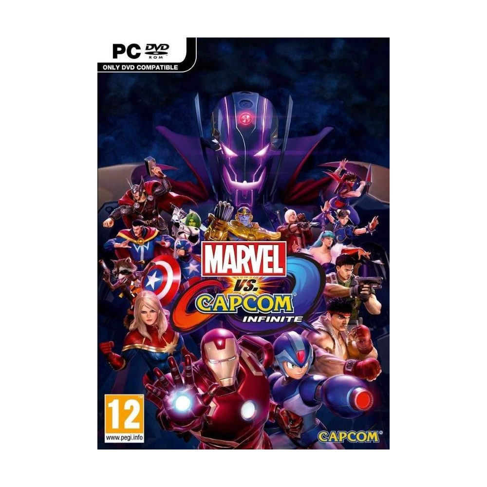 MARVEL VS CAPCOM INFINITE PC EURO FR NEW
