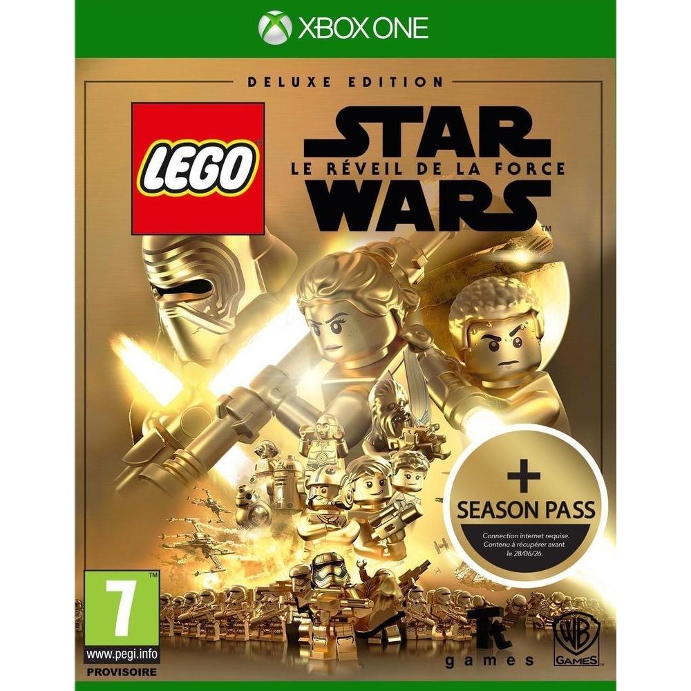LEGO STAR WARS LE REVEIL DE LA FORCE DELUXE EDITION XBOX ONE PAL FR NEW