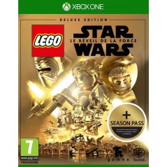 LEGO STAR WARS LE REVEIL DE LA FORCE DELUXE EDITION XBOX ONE PAL FR NEW