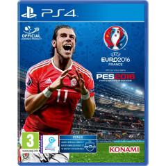 EURO 2016 PES PS4 VF OCC