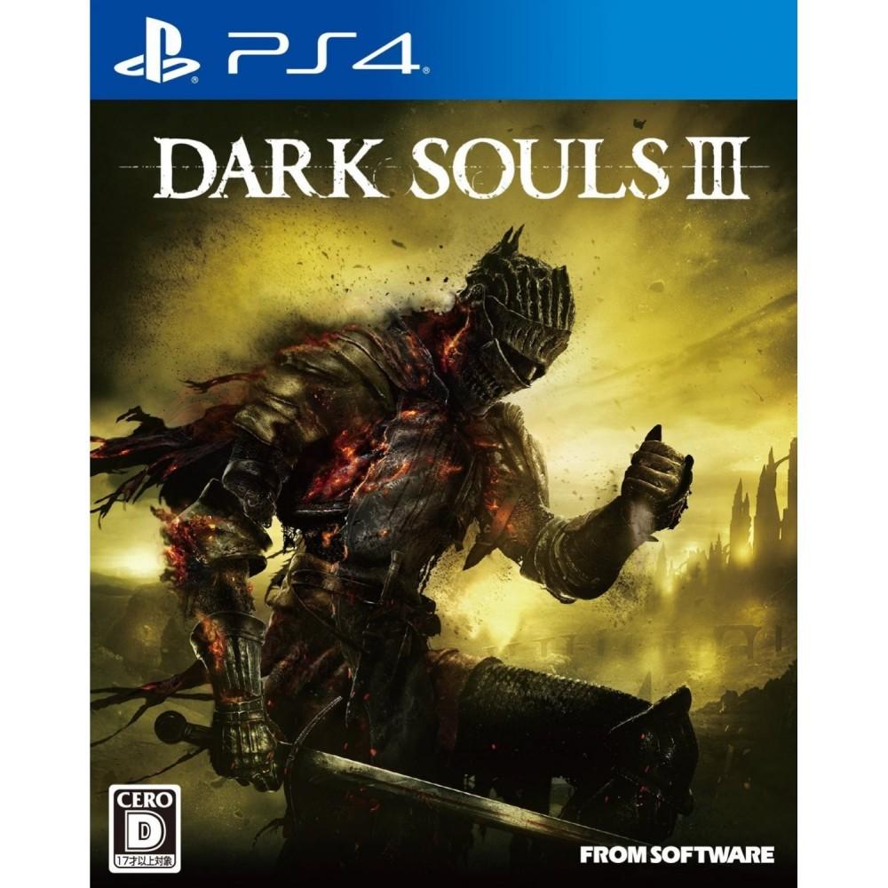 DARK SOULS 3 PS4 JAP OCC