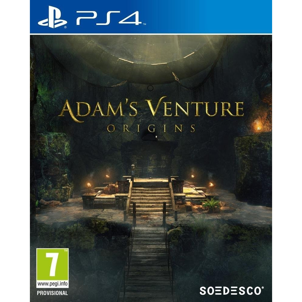 ADAM S VENTURE ORIGINS PS4 UK