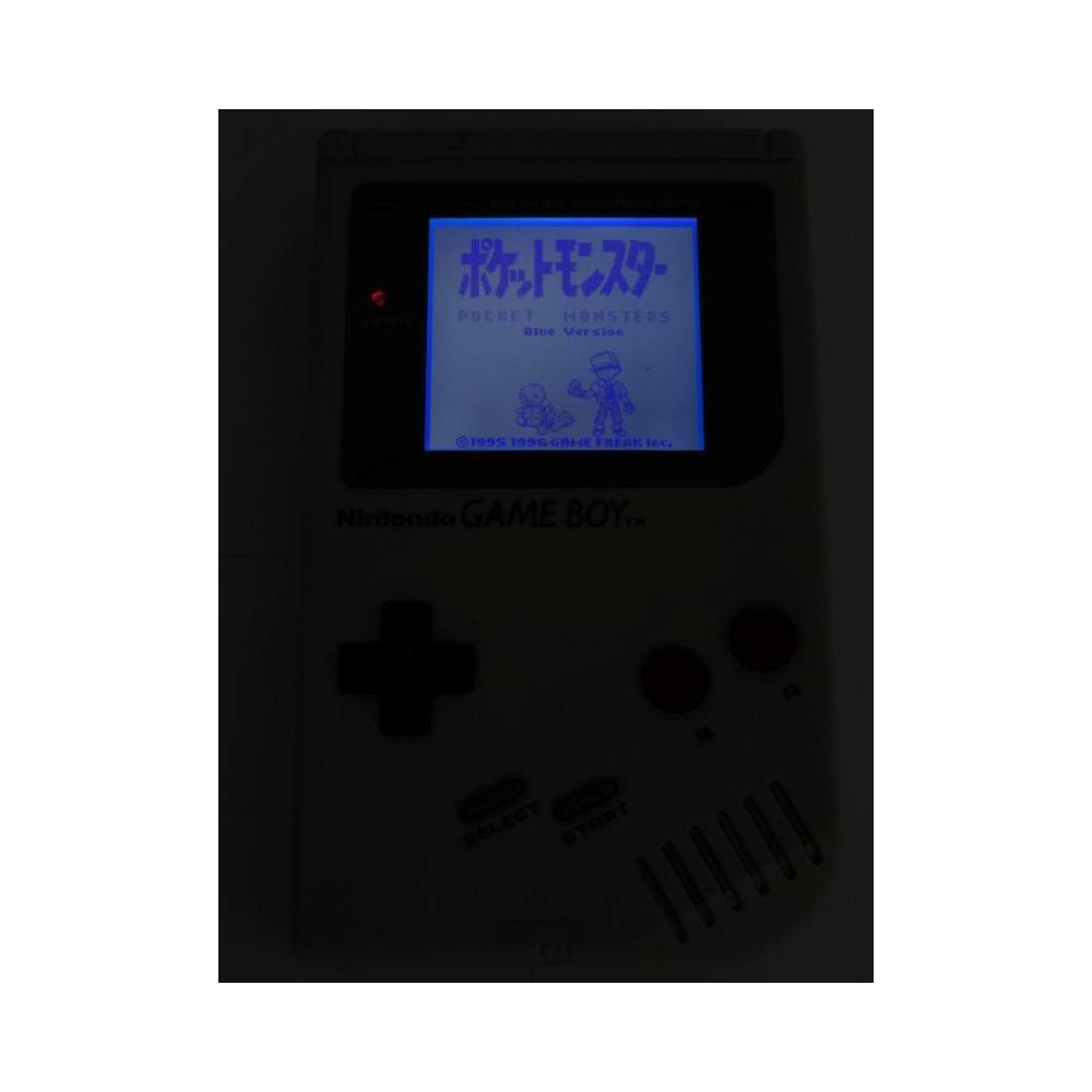 CONSOLE GAMEBOY FAT (DMG-01) MODIFIEE BAKLIGHT EURO OCCASION