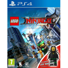 LEGO NINJAGO MOVIE + LEGO PS4 UK NEW