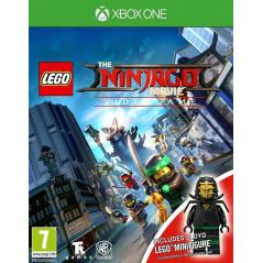 LEGO NINJAGO MOVIE + LEGO XBOX ONE UK NEW