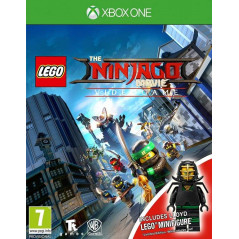 LEGO NINJAGO + FIGURINE XBOX ONE FR NEW