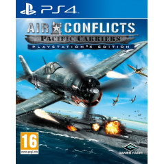 AIR CONFLICTS PACIFIC CARRIERS PS4 UK NEW
