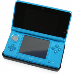 CONSOLE 3DS LIGHT BLUE JPN OCCASION