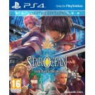 STAR OCEAN INTEGRITY AND FAITHLESSNESS LIMITED EDITION PS4 UK NEW