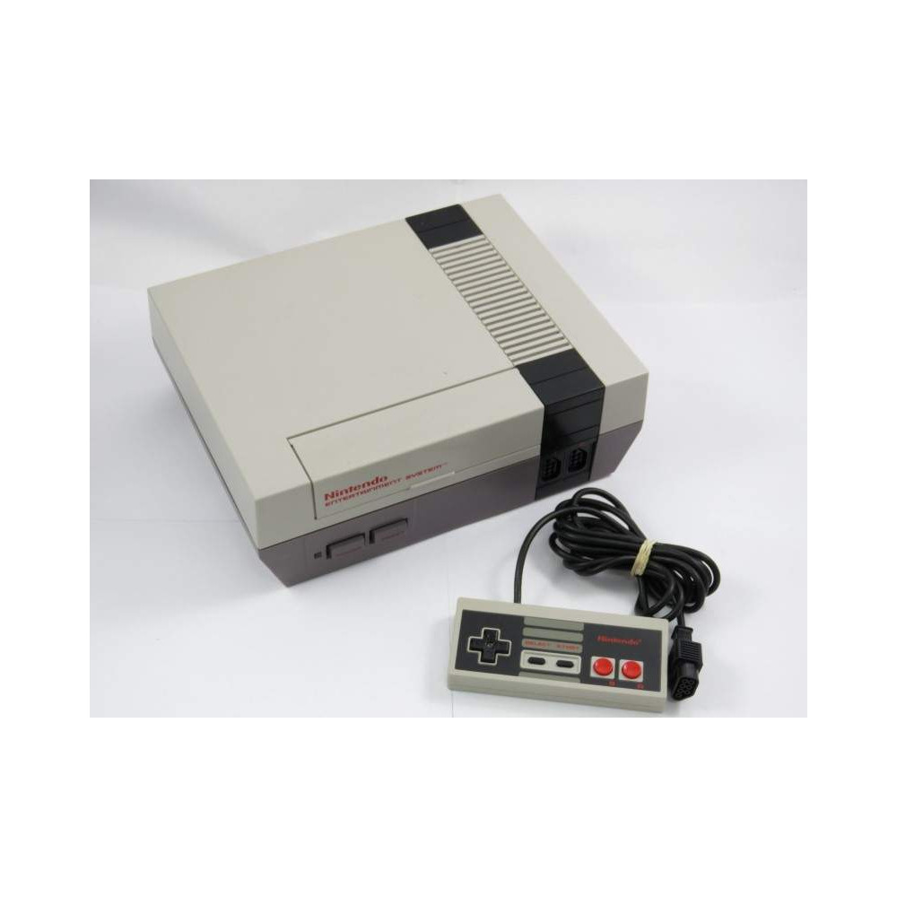 achat console nintendo nes pal euro occasion console 68217 trader games. Black Bedroom Furniture Sets. Home Design Ideas