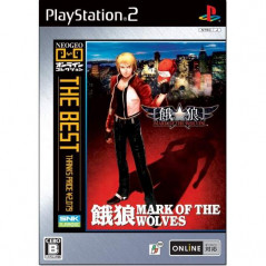 GAROU MARK OF THE WOLVES (THE BEST) PS2 NTSC-JPN OCCASION