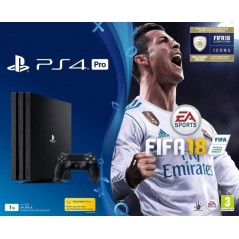 CONSOLE PS4 PRO 1TO FR NEW