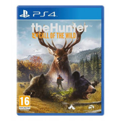 THE HUNTER CALL OF THE WILD PS4 FR NEW