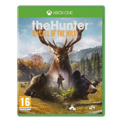 THE HUNTER CALL OF THE WILD XBOX ONE FR NEW
