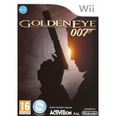 GOLDENEYE 007 WII PAL-FRA OCCASION