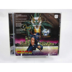 CD NINJA GAIDEN THE DEFINITIVE SOUNDTRACK VOL.2 NEW