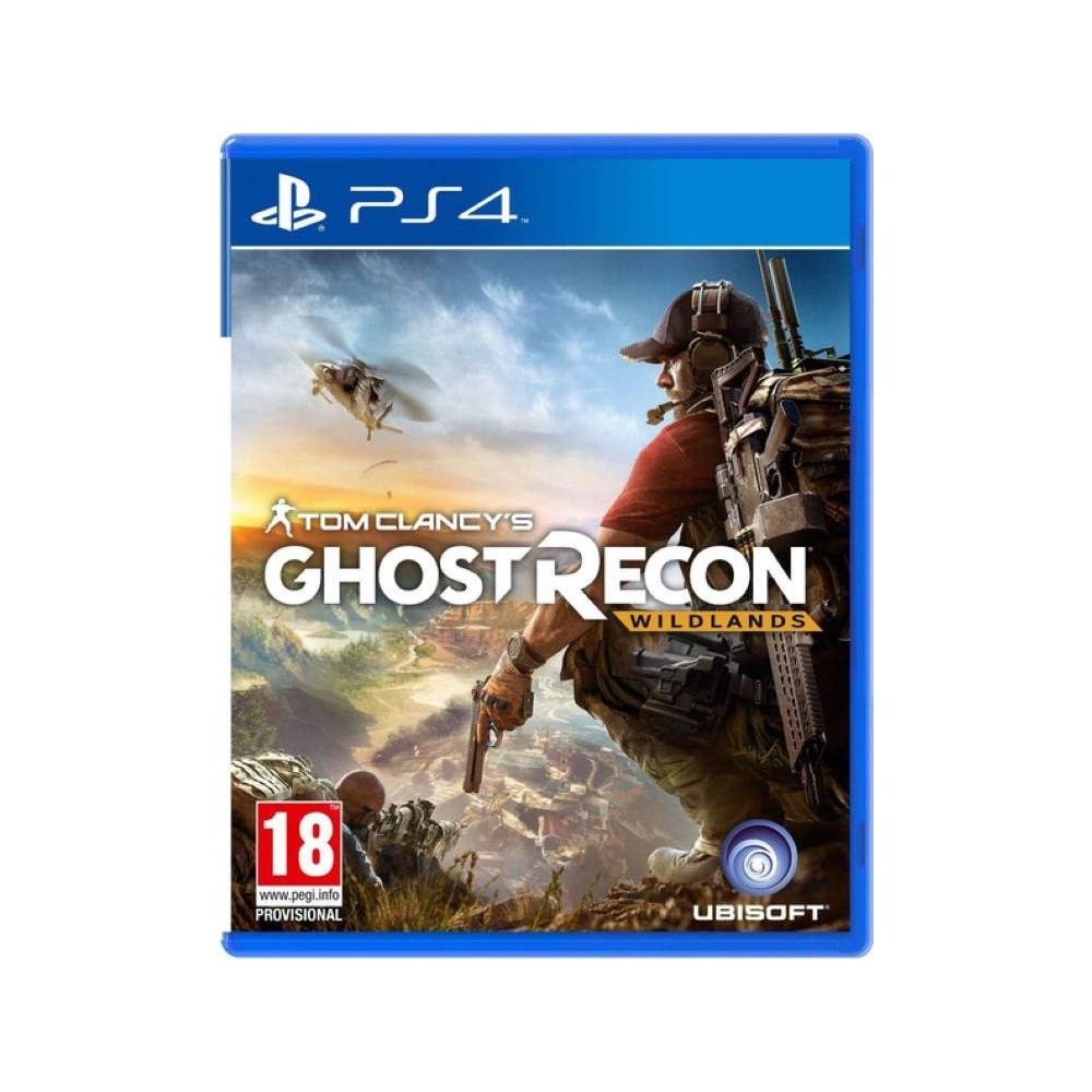 GHOST RECON WILDLANDS PS4 EURO FR OCCASION