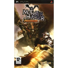 MONSTER HUNTER FREEDOM PSP EURO OCCASION
