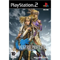 VALKYRIE PROFILE 2 SILMERIA PS2 PAL FR OCCASION