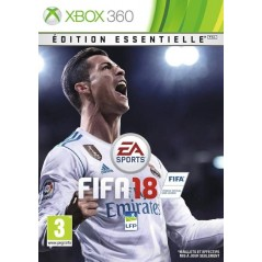 FIFA 18 EDITION ESSENTIELLE XBOX 360 FR NEW