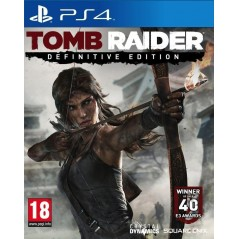 TOMB RAIDER DEFINITIVE EDITION PS4 UK OCCASION