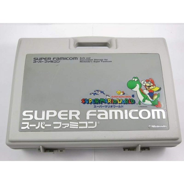 STORAGE SUPER MARIO WORLD SFC JPN OCCASION