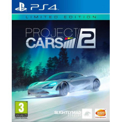 PROJECT CARS 2 LIMITED EDITION PS4 FR OCCASION