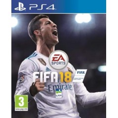 FIFA 18 PS4 UK NEW