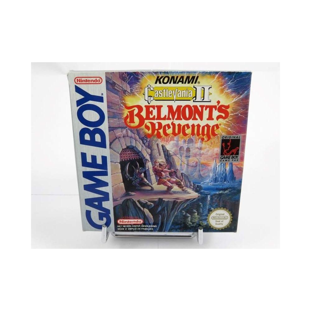 CASTLEVANIA II BELMONT S REVENGE GAMEBOY FAH OCCASION
