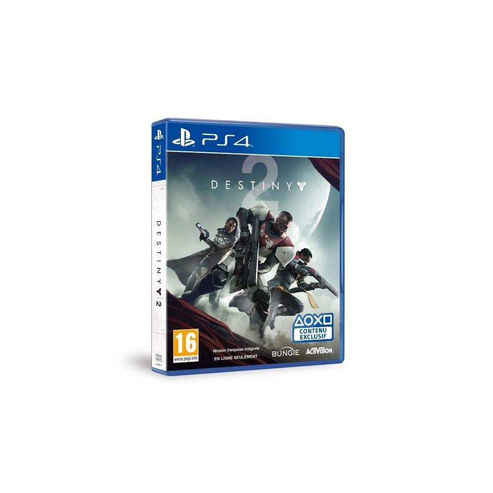 DESTINY 2 PS4 FR OCCASION