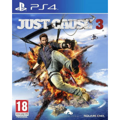 JUST CAUSE 3 EDITION GOLD PS4 FR OCCASION